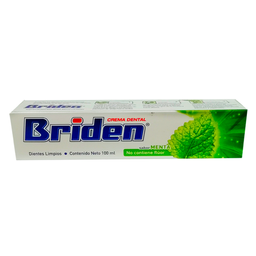 Pasta Dental Briden 100 mL
