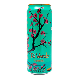 Te Helado Arizona te Verde Con Miel 680 mL
