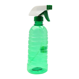 Botella Plastico Con Atomizador 500 mL