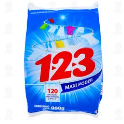 123 Detergente