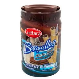 Cuétara Barquillos Con Relleno Sabor A Chocolate