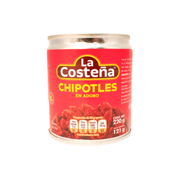 Chiles Chipotles La Costeña en Adobo