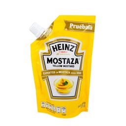 Mostaza Heinz 200 g