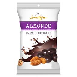 Almendra La Montagne Cubierta Con Chocolate Negro 56.7 g