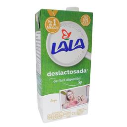 Leche Lala Deslactosada