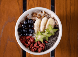 Berry Oat Bowl