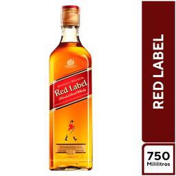 Jhonnie Walker Rojo 750 ml
