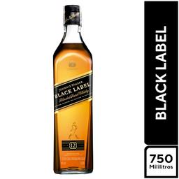 Jhonnie Walker Negro 750 ml