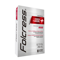 Folcress + Fuerza y Grosor Sh. 260ml