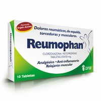 Reumophan Otc C/10 U