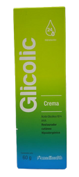 Crema Glicolic Restauradora 60 g