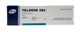 Gel Feldene 60 g (5%)