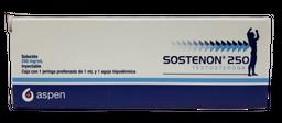 Sostenon 250 Solucion Inyectable 250 mL (1 mL)