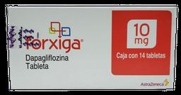Forxiga 14 Tabletas (10 mg)
