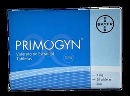 Primogyn 28 Tabletas (1 mg)