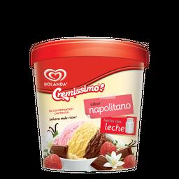 Helado Holanda Napolitano