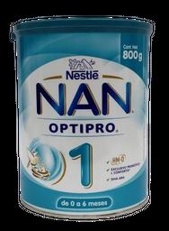 Fórmula Láctea Nan Optipro 1