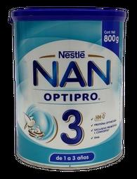 Fórmula Láctea Nan Optipro 3