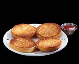 Bisquets Integrales con Mermelada Santa Rosa (2 pzas)