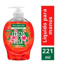 Palmolive Jabón LíqDecor Series Flor De Cerezo Y Rosas