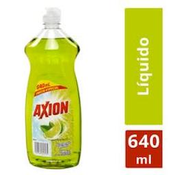 Axion Lavatrastes  Fusión Limón