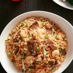 Fried Rice de Carne Res