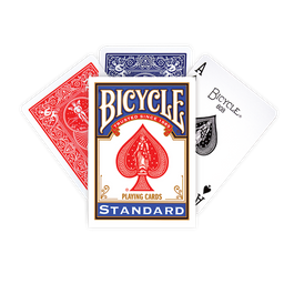 Bicycle Baraja Poker Standard