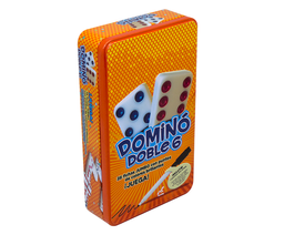 Novelty Domino Colores Doble 6