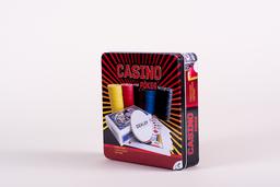 Novelty Juego de Mesa Casino Poker Texas