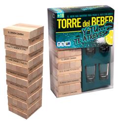 Novelty Juego de Mesa Torre Del Beber