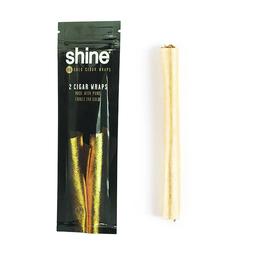 Shine Papel Para Enrollar de Oro