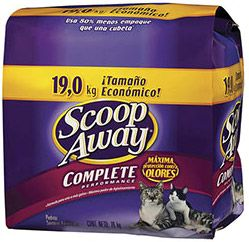 Scoop Away Arena Para Gato Complete Performace