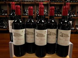 Chateau Haut-Gausseens 8 botellas