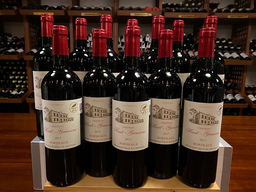 Chateau Haut-Gausseens 12 botellas