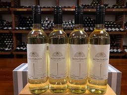 Monterosa Mendoza Chardonay 4 botellas