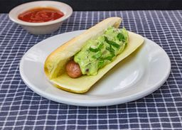 Hot Dog Mexicano
