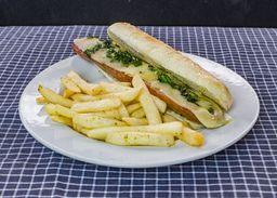 Hot Dog Argentino
