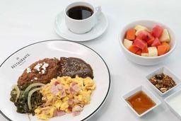 2x1 Paquete Desayuno Tampiqueño