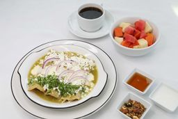 2x1 Paquete Desayuno Enchiladas