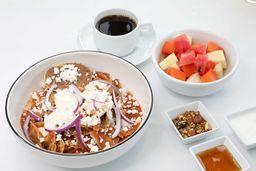 2x1 Paquete Desayuno Chilaquiles