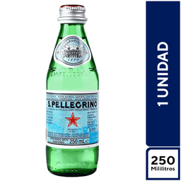 San Pellegrino Natural 250 ml