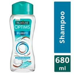 Palmolive Optims Shampoo Agua de Coco