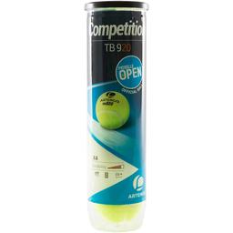 Artengo Pelota de Tenis Tb920 Amarillo Atp 250
