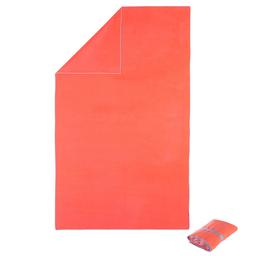 Nabaiji Toalla de Microfibra Granadina Ultra Compacta Talla G