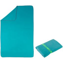 Nabaiji Toalla de Microfibra Azul Talla Ch