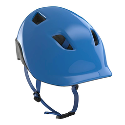 Btwin Casco Bici Infantil Azul Extra Chico