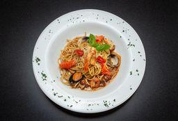 Spaguetti Frutos del Mar