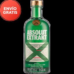Vodka Absolut Extrakt 700 mL