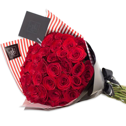 Ponch & Caprico Ramillete Rosas Rojas