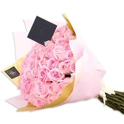 Ponch & Caprico Ramillete Rosas Rosadas